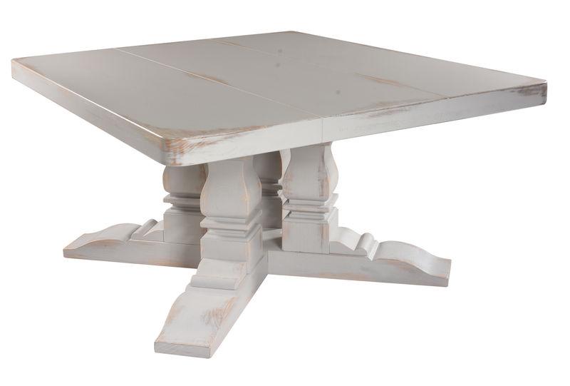 Bespoke Square Tuscany Base Table
