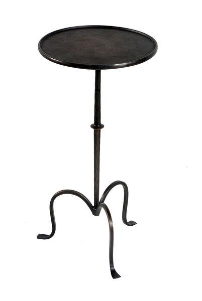 Martini Table - aged iron