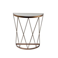 Demi Lune Side Table