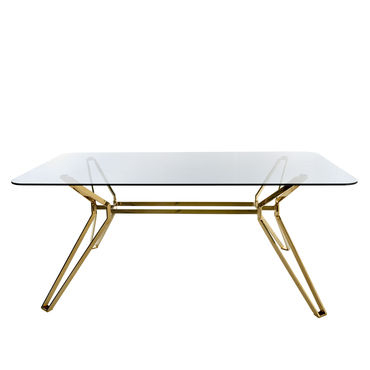 Metro Rectangular Dining Table