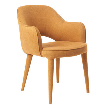 Darwin Arm Chair Ochre fabric