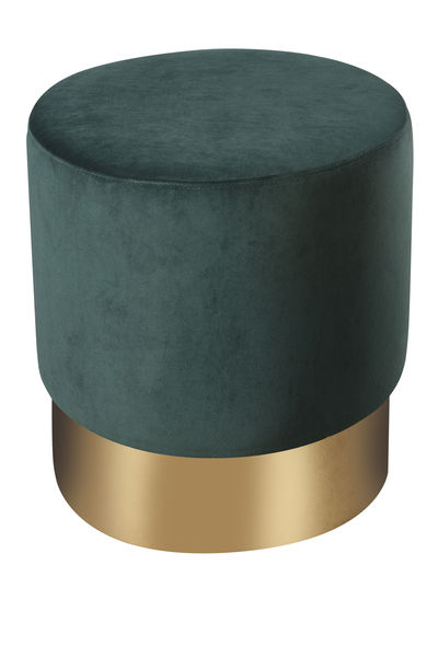 Ella Stool - Dark Green