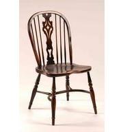 Windsor Georgian Splatback chair