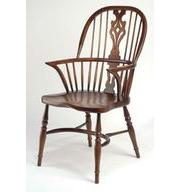 Windsor Georgian Splatback Arm chair