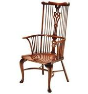 Windsor Lyre Back Arm chair