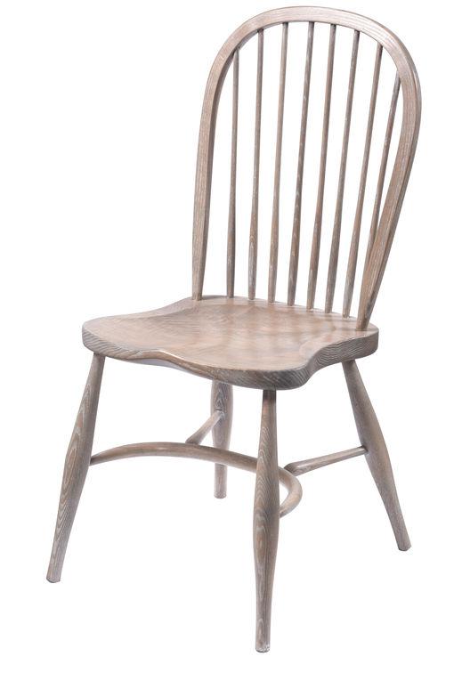 Windsor stickback Side with plain leg