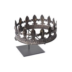 Prince's Crown on Stand