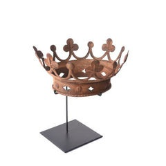 Royal Crown on stand