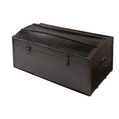 Vintage Domed Top Trunk