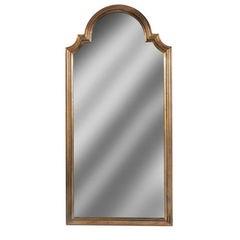 Gold Edged Hall Mirror
