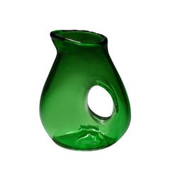 Glass Jug - Green