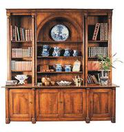Library Arch Bookcase