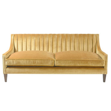 Hockney Fluted Back sofa