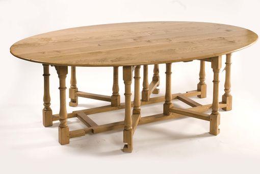 Double gateleg table