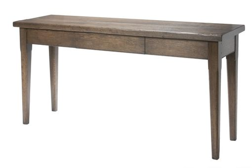 Primitive server / console table