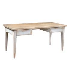 Primitive Desk in Avignon finish