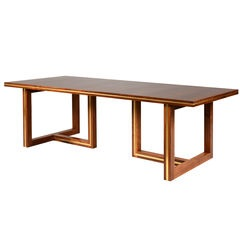 Walnut Wimbledon Table