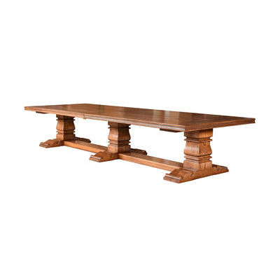 Shooting Lodge Extending Table