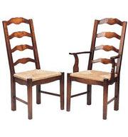 Ladder & Spindleback Chairs