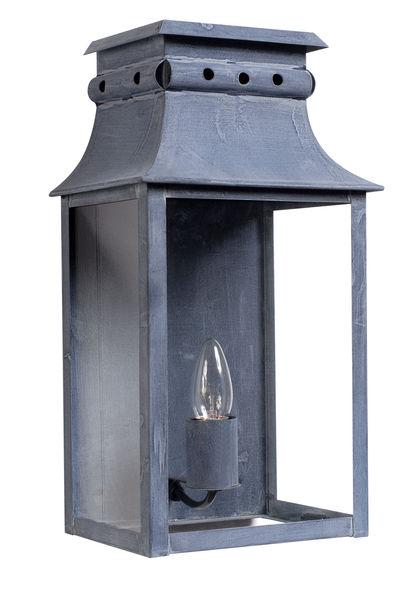 Medium Zinc Wall Lantern