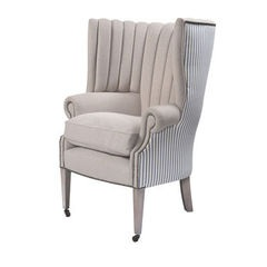 Turner Chair - fluted back