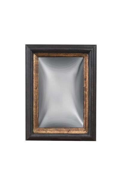 Set of 3 Convex Mirrors: Small rectangle