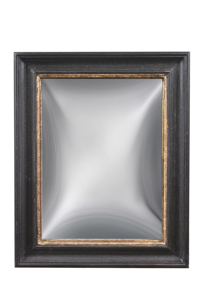 Set of 3 Convex Mirrors: Large rectangle