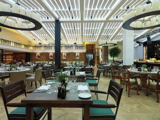 Novikov Restaurant