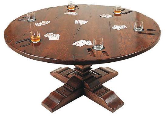 Attrayant Contact Us For Further Details; Custom Poker Table