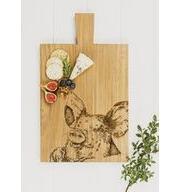 Pig Oak Board