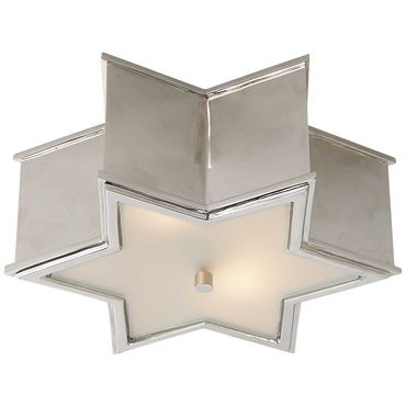 Small Sophia Flush Mount Light