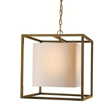 Square Caged Lantern