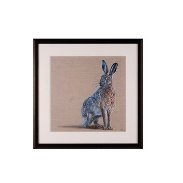Hare Print - Limited Edition