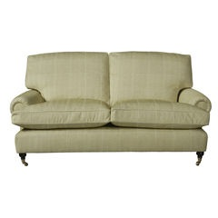 Sargent sofa - loose back