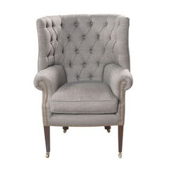 Turner Chair - button back
