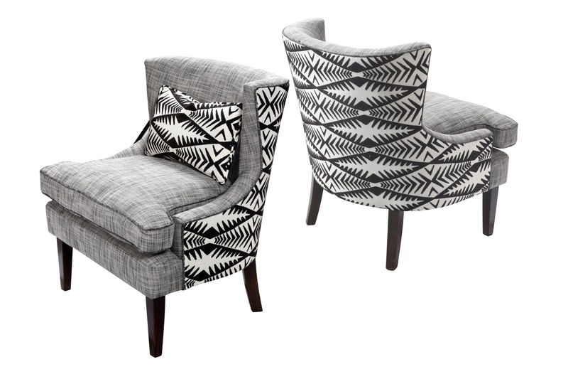 Pair of Burton Chairs