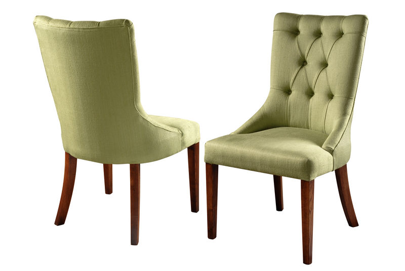 Large petersham side chair upholstered chairs fauld for Upholstered dining room side chairs