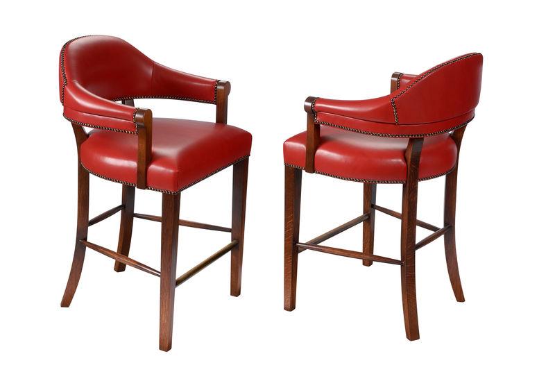 Kensington Bar Stool Stools Dining Chairs Fauld England