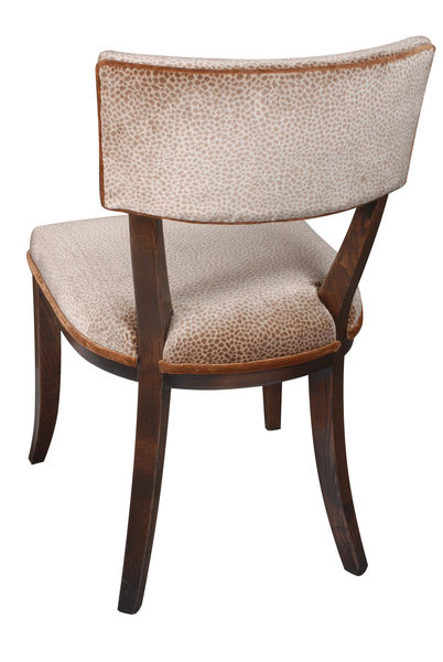 Chelsea Chair: Back of Chelsea chair