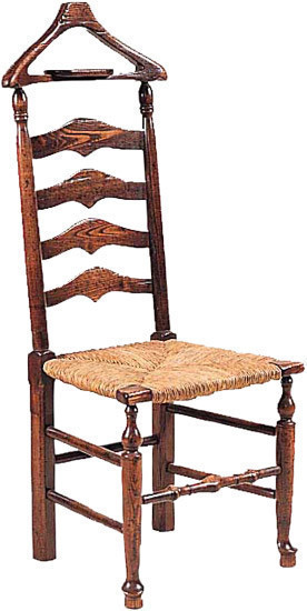 Special Macclesfield valet chair