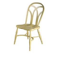 Gothic Interlace Windsor Chair